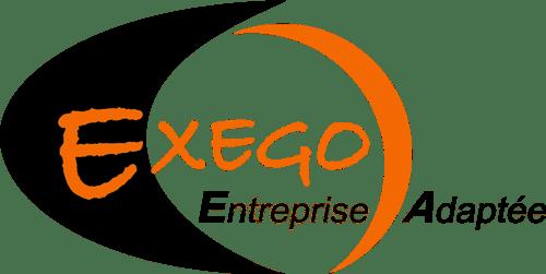 Logo EXEGO Entreprise Adaptée